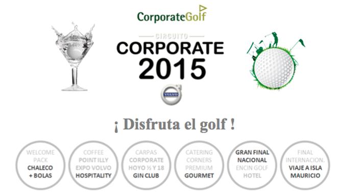 Torneo Corporate 2015