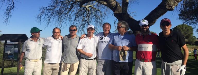 Golf con Sevilla y Perol Cordobés