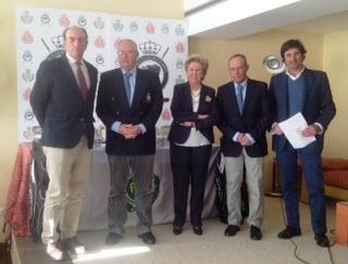 Ken Spencer y Gladys Zaine ganaron la cuarta prueba del andaluz sénior