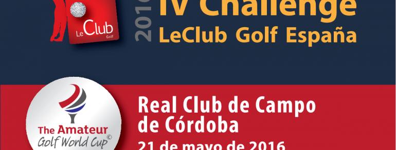 IV CHALLEGE LE CLUB