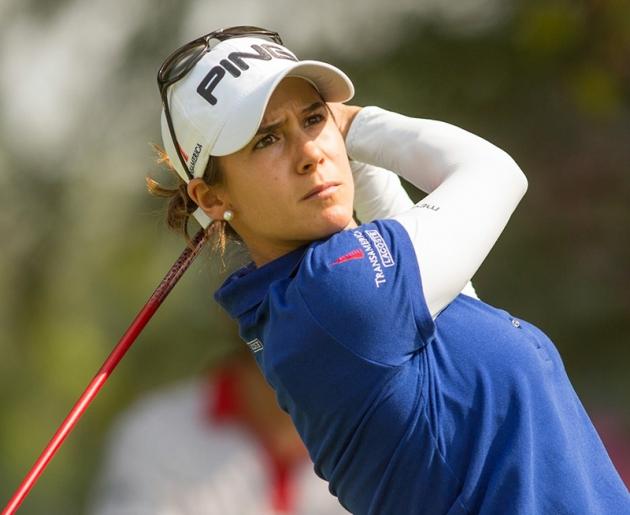 Azahara Muñoz, un sueño olímpico de golf con sangre cordobesa