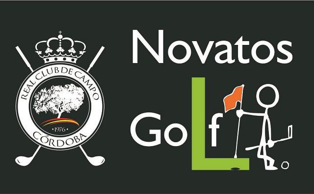 Nuevo Club Novatos Golf