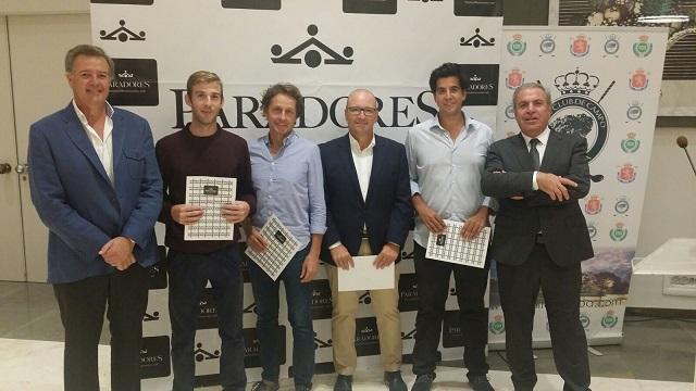 RAFAEL PERALES REPITE VICTORIA EN EL TORNEO PARADORES