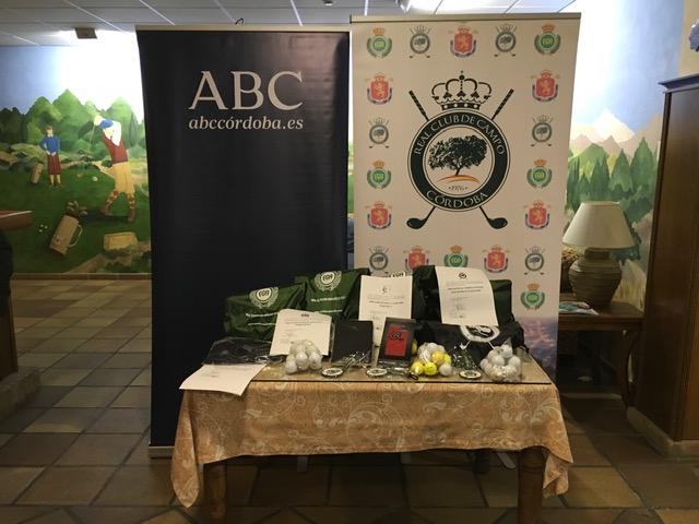 Galería de III Prueba ABC Córdoba Novatos Golf