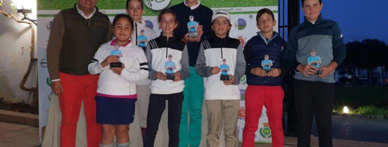 Carmen Crespín Ganadora en el Circuito Miguel A. Jimenez